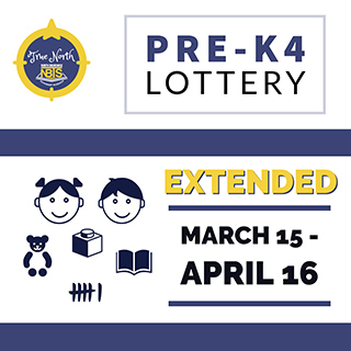 EXTENDED: Applications for the NBTSchools Pre-K 4 Lottery