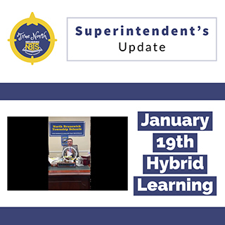 Superintendent's Update: Hybrid Learning January 19th