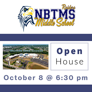 Open House October 8, 2020