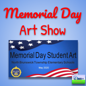 Memorial Day Elementary Art Show 2020