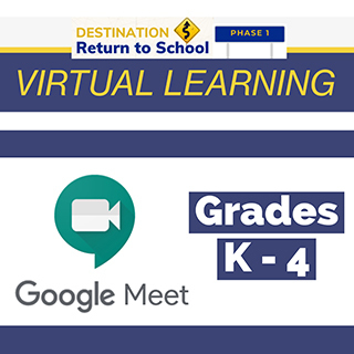 Virtual Learning Grades K - 4