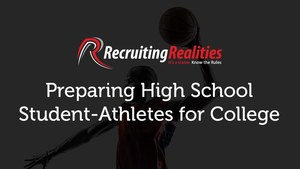 Free Athlete Recruiting Presentation: March 9, 7pm