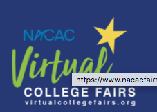 VIRTUAL COLLEGE FAIRS!