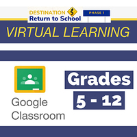 Virtual Learning Grades 5 - 12