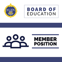 Unexpired Term -  School Board Position