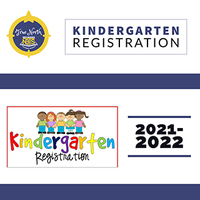 2021-2022 School Year Kindergarten Registration