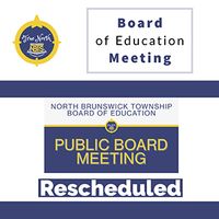 Board of Education Meeting Rescheduled to 12/22/20