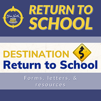 Destination: Return to School