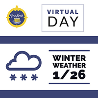 Virtual Day:  Winter Weather Advisory 1/26