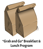"""Grab and Go"" Breakfast and Lunch Program"