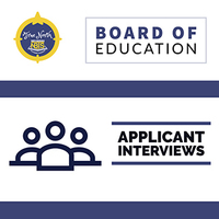 Applicant Interviews: Board Member Vacancy