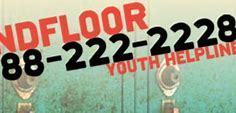 2nd FLOOR YOUTH HELPLINE