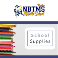 NBTMS Supply Lists 2020-2021