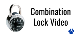 Combination Lock Video
