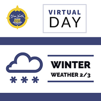 FULL DAY of VIRTUAL Classes 2/3/2021