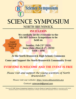 Science Symposium Invitation