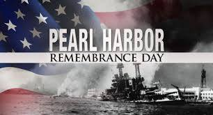 Pearl Harbor Day  December 7