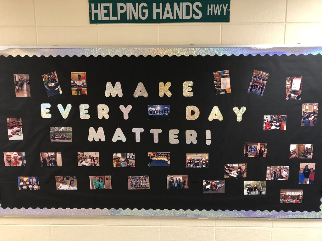Make Every Day Matter Bulletin Board