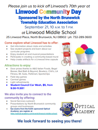 Linwood Community Day