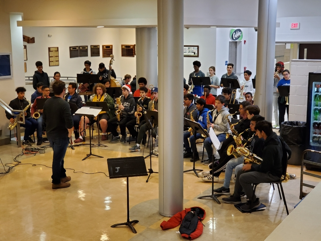 NBTHS Jazz Band