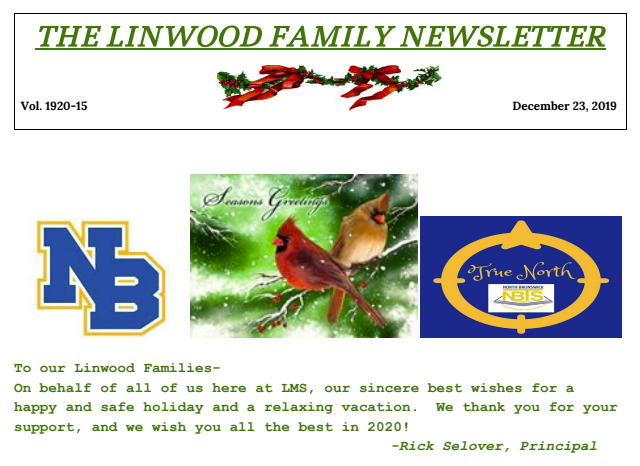 Linwood Volume 15
