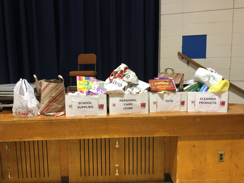 Bound Brook Donation