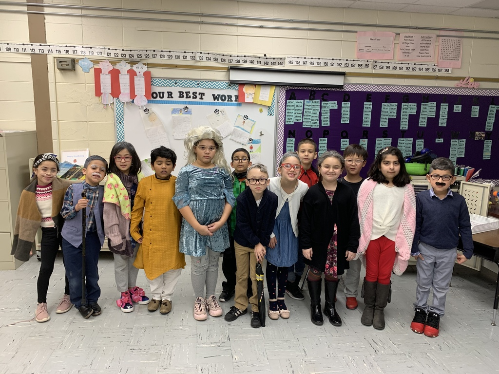 100th Day of School - 2nd grade