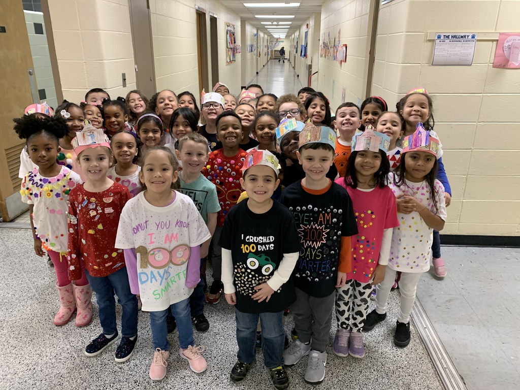 100th Day of School - Kindergarten