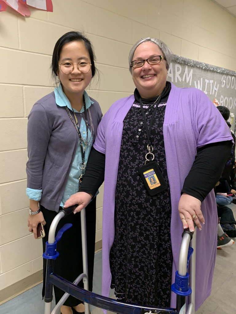 Ms. Endler & Ms. Chang