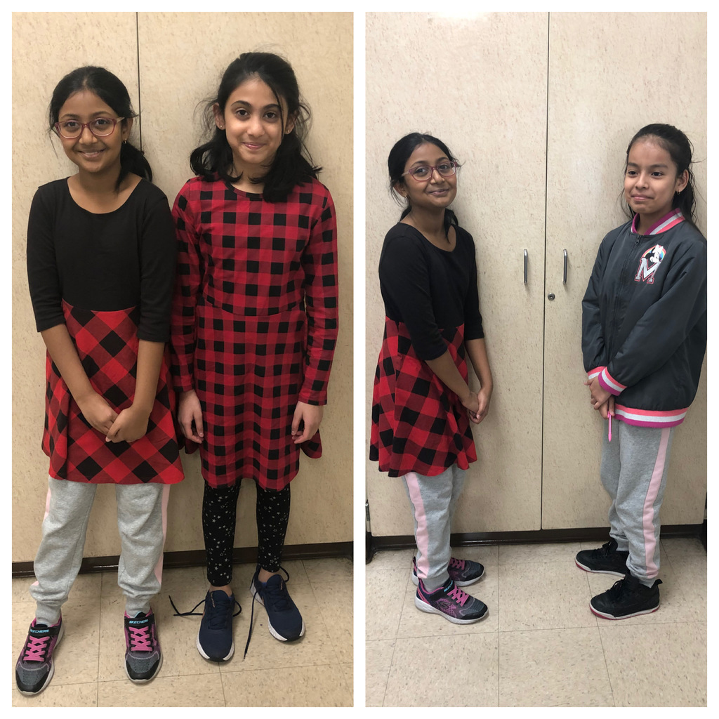 Checkered Twins AND Pants Twins!