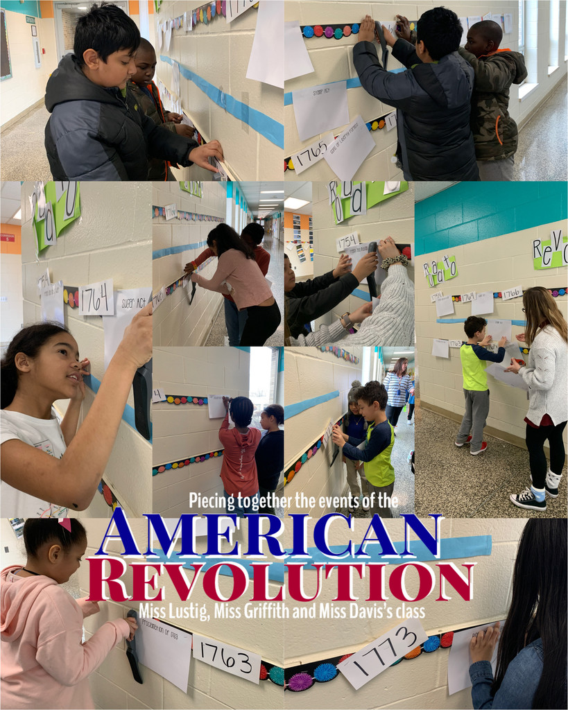 Piecing together the events of the American Revolution.