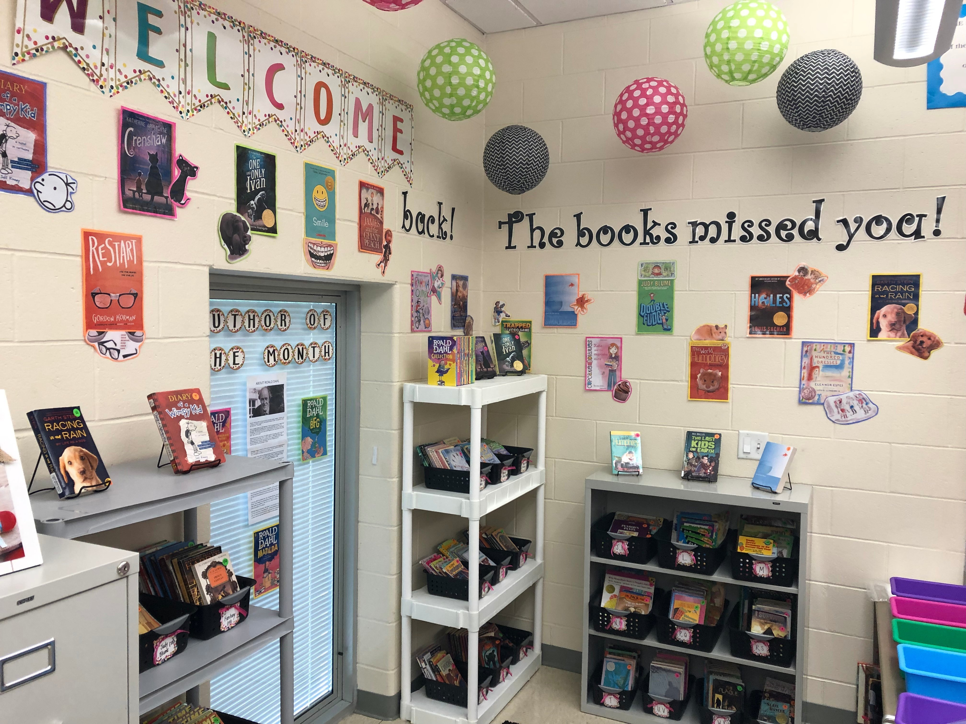 Elementary Classroom Library